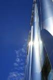 edifício corporativo moderno Imagem de Stock