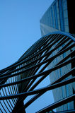 Edifício da baixa - Tampa Imagens de Stock