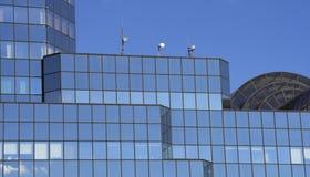 Edifício da cidade Fotografia de Stock Royalty Free