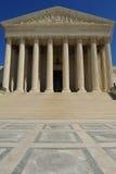 Edifício da corte suprema dos E.U., Washington, C.C. Imagem de Stock Royalty Free
