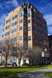 Edifício da física @ o UW foto de stock royalty free