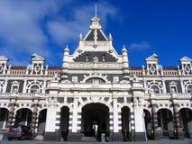 Edifício da História em Dunedin foto de stock royalty free