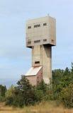 Edifício da mineração Imagens de Stock Royalty Free