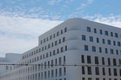 Edifício da prisão Fotografia de Stock
