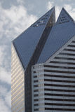 Edifício da Smurfit-Pedra, Chicago fotografia de stock