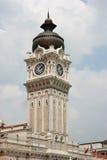 Edifício de Abdul Samad da sultão foto de stock