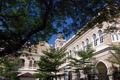 Edifício de Abdul Samad da sultão Fotos de Stock Royalty Free