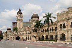 Edifício de Abdul Samad da sultão Fotografia de Stock