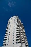 Edifício de apartamento Fotos de Stock Royalty Free
