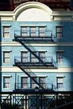 Edifício de apartamento Imagem de Stock Royalty Free