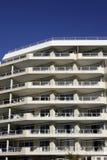 Edifício de apartamento urbano imagens de stock