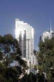Edifício de apartamento urbano foto de stock royalty free