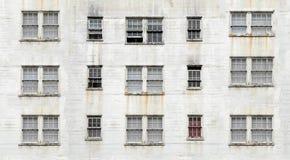 Edifício de apartamento velho Foto de Stock Royalty Free