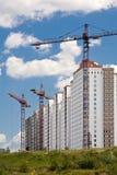 Edifício de casa Imagens de Stock