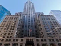 Edifício de Chrysler Foto de Stock Royalty Free