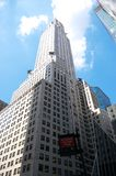 Edifício de Chrysler em New York City Imagem de Stock Royalty Free