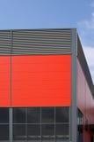 Edifício de comércio moderno Imagens de Stock