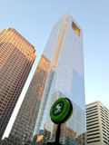 Edifício de Comcast em Philadelphfia da baixa Foto de Stock Royalty Free
