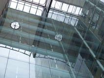 Edifício de escritórios moderno Foto de Stock