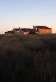 Edifício de exploração agrícola espanhol rural Fotos de Stock Royalty Free