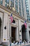 Edifício de Helmsley imagem de stock royalty free