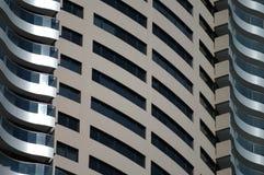 Edifício de Highrise Imagens de Stock