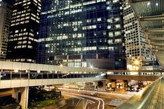Edifício de Hong Kong Fotos de Stock