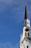 Edifício de igreja velho fotos de stock