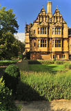 Edifício de Jackson, faculdade da trindade, Oxford Imagem de Stock