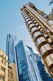 Edifício de Lloyd, Londres Foto de Stock