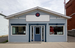Edifício de loja pequena Fotografia de Stock Royalty Free