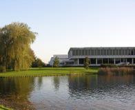 Edifício de Modren imagem de stock royalty free