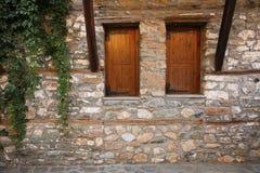 Edifício de pedra velho Imagem de Stock Royalty Free