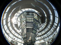 Edifício de Reichstag Fotografia de Stock Royalty Free