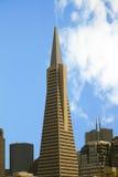 Edifício de Transamerica em S.F. Imagens de Stock Royalty Free