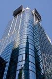 Edifício de vidro Imagens de Stock