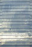 Edifício de vidro Fotos de Stock
