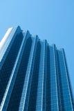 Edifício de vidro alto imagem de stock royalty free