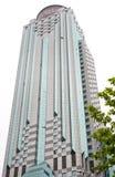 Edifício de vidro moderno Fotos de Stock Royalty Free