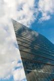 Edifício de vidro moderno Imagem de Stock Royalty Free