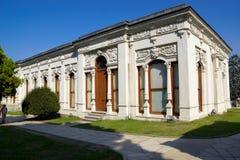 Edifício dentro do palácio superior de Capi, Istambul Imagens de Stock