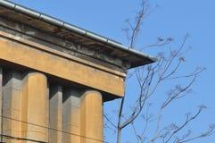 Edifício deteriorado foto de stock royalty free
