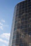 Edifício do alto cargo imagem de stock