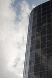 Edifício do alto cargo foto de stock