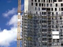 Edifício do arranha-céus Foto de Stock