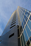 Edifício do arranha-céus Imagens de Stock Royalty Free