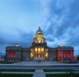 Edifício do Capitólio de Boise Foto de Stock Royalty Free