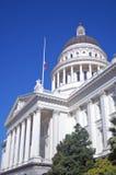 Edifício do Capitólio de Califórnia Imagens de Stock