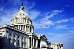 Edifício do Capitólio de Estados Unidos no Washington DC Imagens de Stock