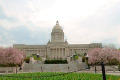 Edifício do Capitólio de Kentucky Fotografia de Stock